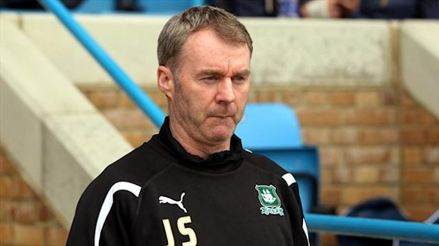 John Sheridan led Plymouth to safety