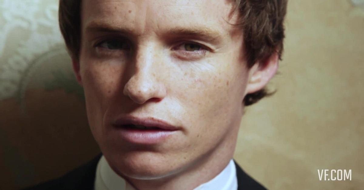 Have a Pint With Eddie Redmayne and a Puppy