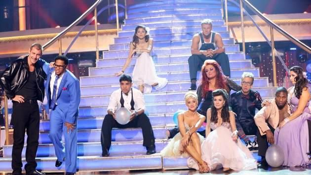 The cast during Week 3, Season 16 of 'Dancing with the Stars' -- ABC