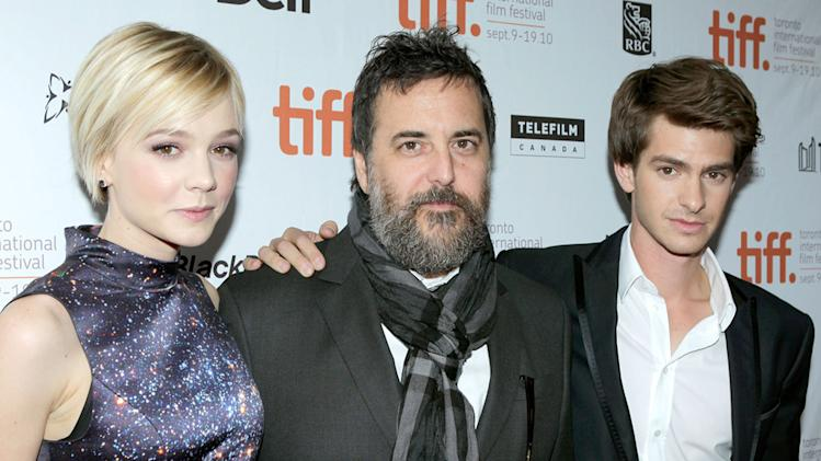2010 Toronto Film Festival Carey Mulligan Mark Romanek Andrew Garfield
