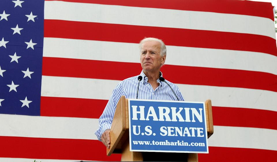 Vice President Biden Attends Sen. Tom Harkin's Annual Steak Fry