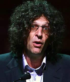 Howard Stern: Obama Didn't Go Far Enough on Gay Marriage