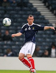 Charlie Adam, pictured, feels stopping Gareth Bale will enchance Scotland's performance