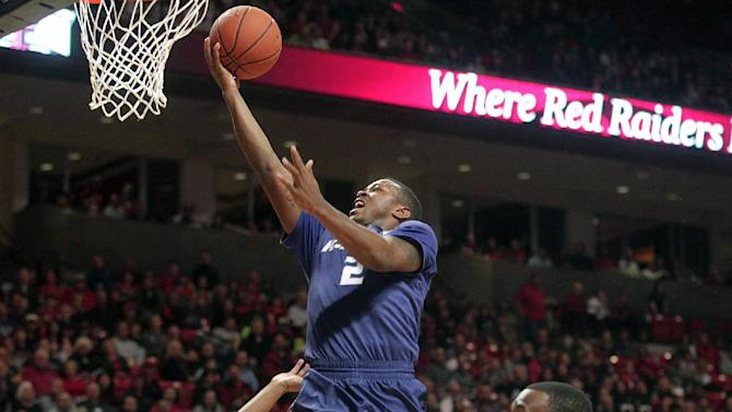 Kansas State fights past Texas Tech 60-56