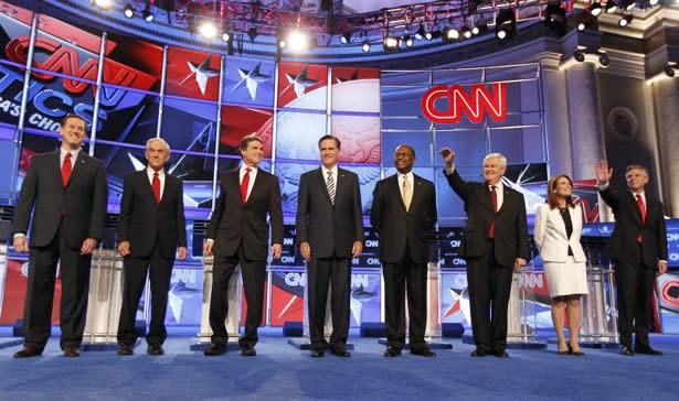 Why Are the Republican Debates Limited to 10 Candidates?