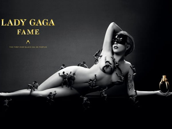WATCH The Hunky Men In The Video For Lady Gaga's First Fragrance, Fame!