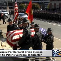 Funeral Held For Slain PA State Trooper