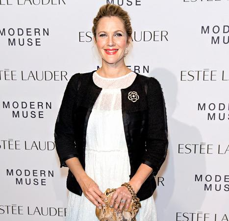 Drew Barrymore Shares Plans for Daughter Olive's First Birthday Party!
