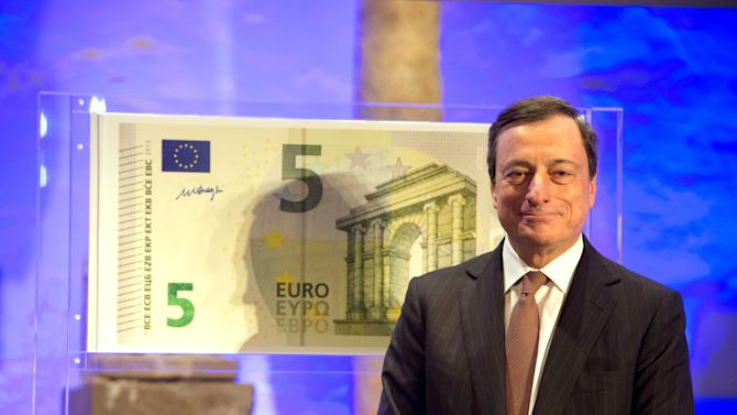 News Summary: Draghi says eurozone still in danger