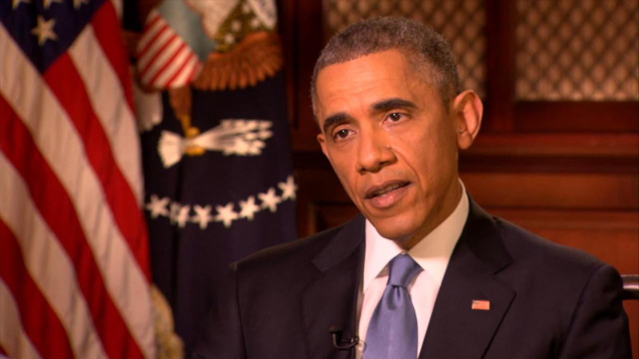 Obama on Pope's Role in Easing of US-Cuba Relations