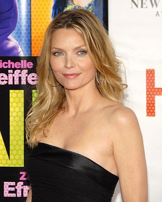 Pfeiffer at the new york premiere of new line cinemas' hairspray