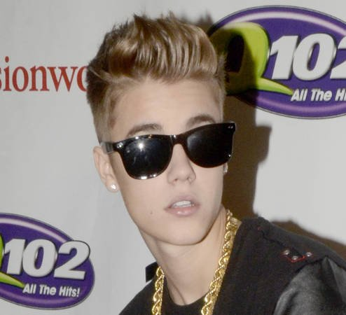 Man arrested in foiled Justin Bieber murder plot