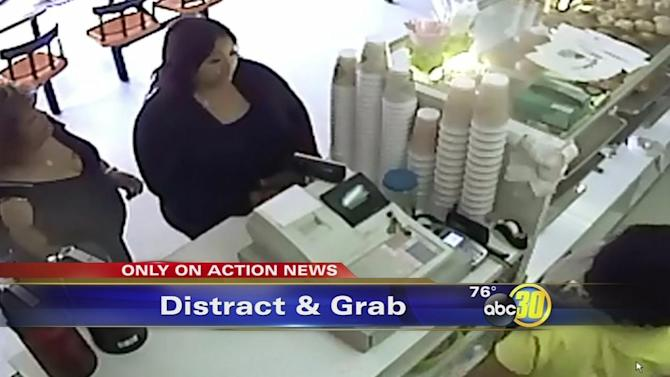 Women in Corcoran theft likely same group from Clovis crime