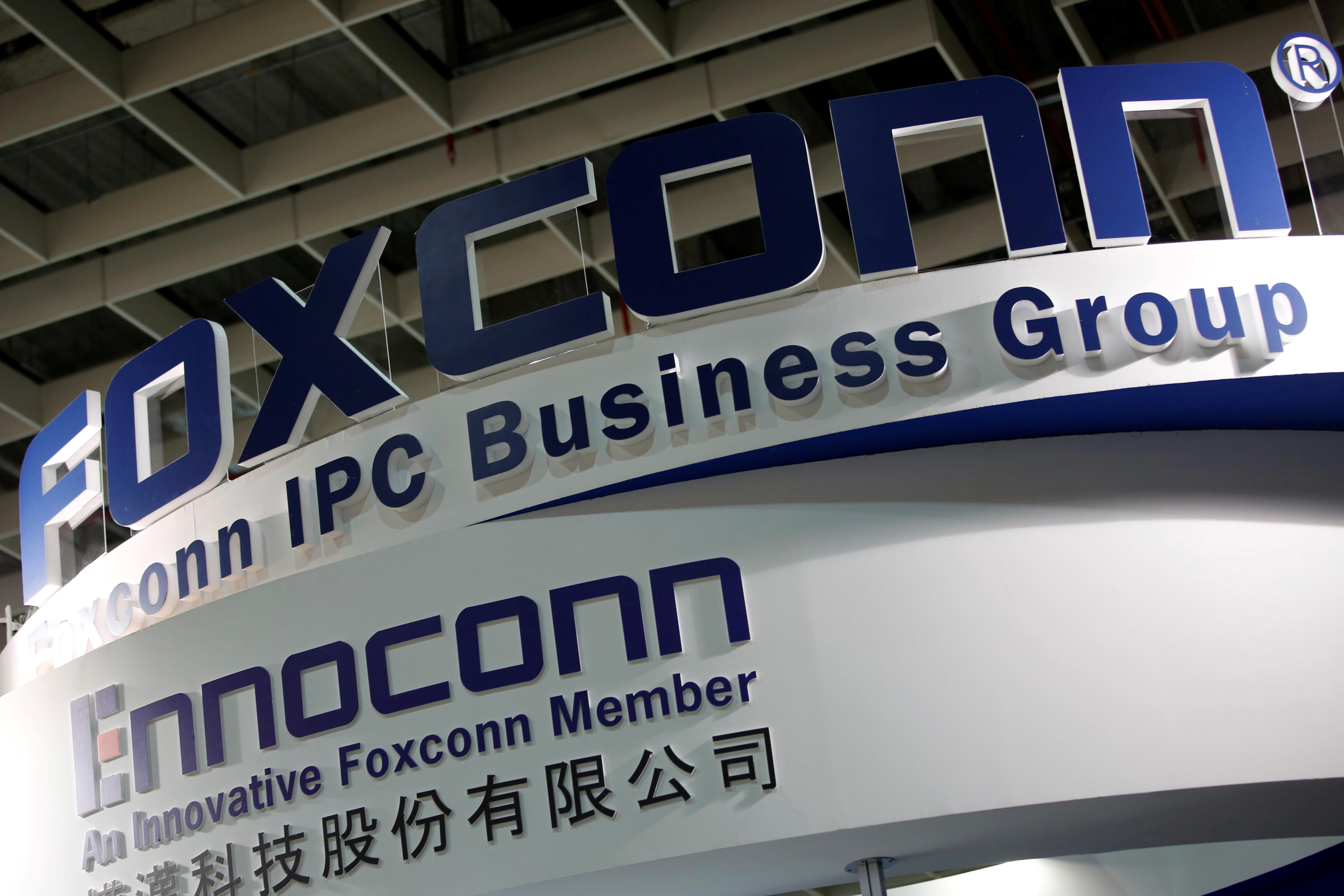 Foxconn Considering Setting Up $7 Billion Plant In The US