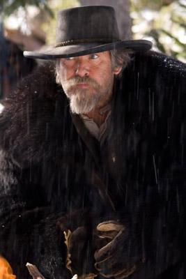 Pierce Brosnan in Samuel Goldwyn Films' Seraphim Falls