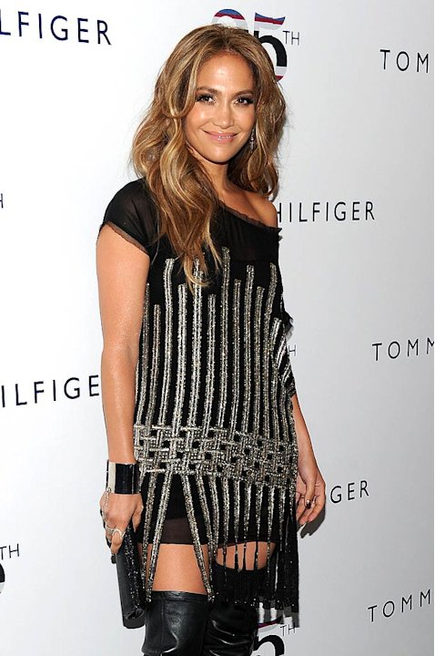 Jennifer Lopez NY Fshn Week