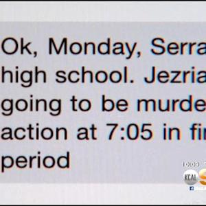 Cheerleader, 14, Says She's Getting Death Threats At School