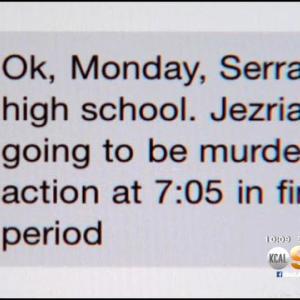 Cheerleader, 14, Says She's Getting Death Threats At School