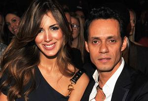 Shannon de Lima, Marc Anthony | Photo Credits: Lester Cohen/WireImage