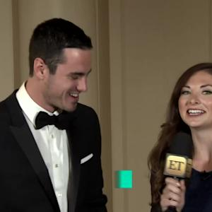 EXCLUSIVE: 'Bachelor' Ben Higgins on Olivia and Where He'll Be For Valentine's Day