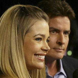 ¡Charlie Sheen quiere casarse otra vez con Denise Richards!