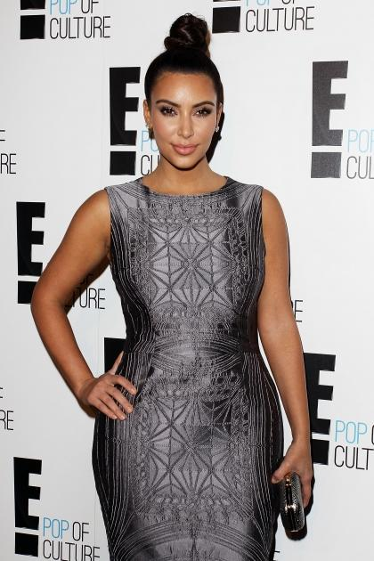 Kim Kardashian attends the E!Channel Brand Evolution event in Paddington in Sydney, Australia on September 19, 2012  -- Getty Images