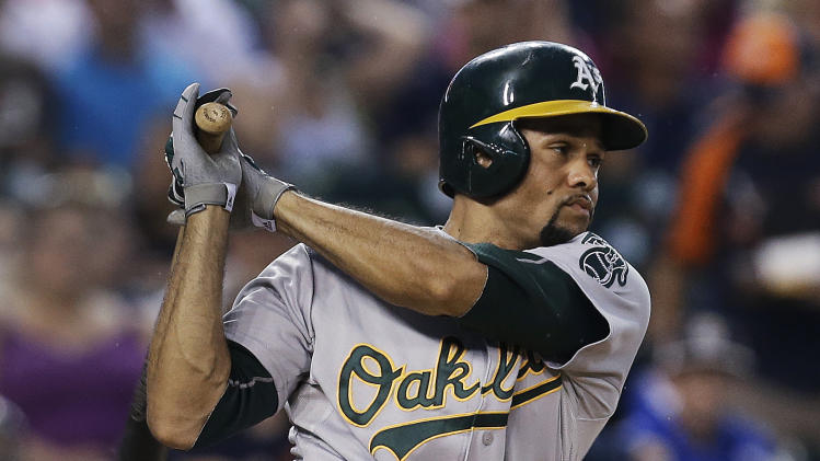 Crisp gets $22.75M more under new deal with A's