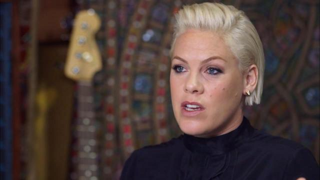 EXCLUSIVE: Pink on Being Alone After Walking Off the Stage: 'There's Nobody'