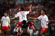 LionsXII 1-1 ATM FA: Safuwan header salvages draw