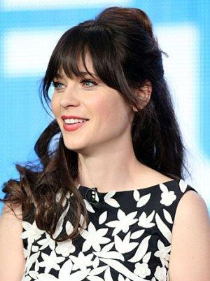 Zooey Deschanel Receives Apology After Incorrect Boston Bombing Caption