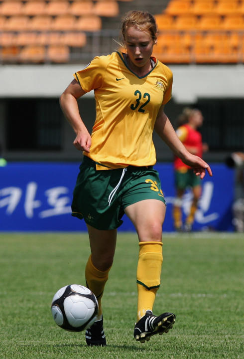 2008 Queen Peace Cup - USA v Australia