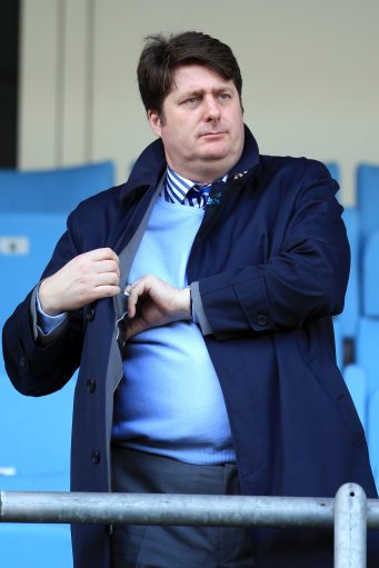 Tim Fisher says Coventry can move on now that the transfer embargo has been lifted