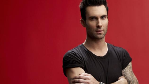 Adam Levine in a portrait for Season 2 of 'The Voice,' NBC -- NBC