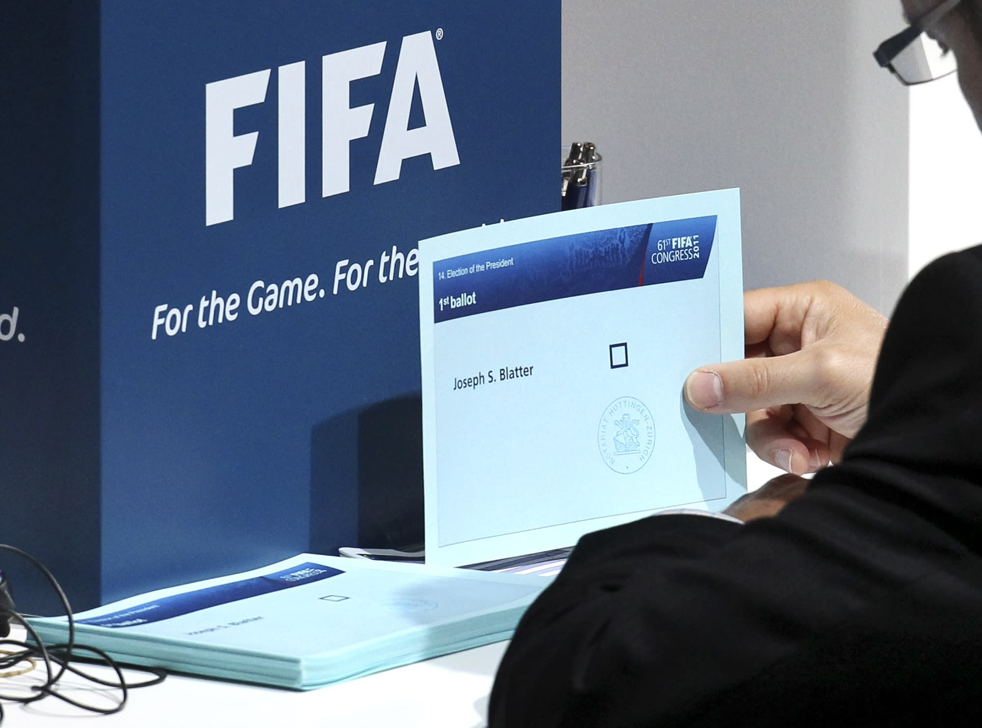 FIFA Election 2015: The presidential race that's not a presidential race