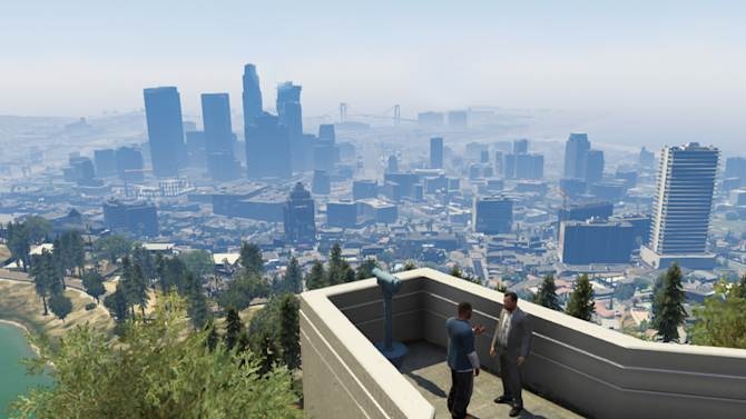 New 'Grand Theft Auto V' Trailer Takes Game Violence to the Next Level [VIDEO]