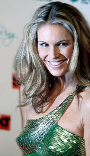 "Elle Macpherson will be hosting ""Fashion Star."""