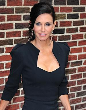 "Courteney Cox: I Will ""Show My Boobs"" on Cougar Town This Season"