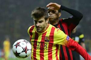 Pique: Ronaldo fueled by Messi rivalry