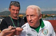 Trapattoni: Italy&#39;s troubles mean nothing for Euro 2012