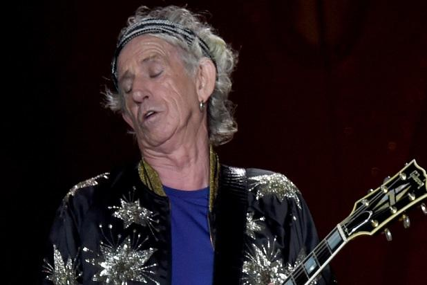 Keith Richards Trashes Black Sabbath, Rap Music and the Beatles (Again) in Latest Diss-fest