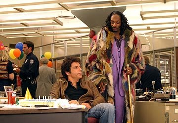 Ben Stiller and Snoop Dogg in Warner Bros. Starsky & Hutch
