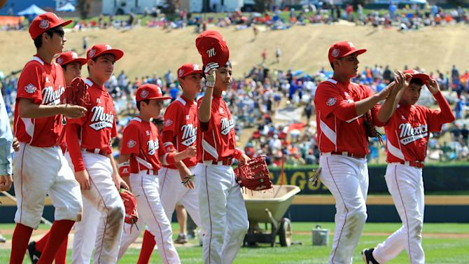 Baseball: Little League World Series: Mexico vs. Connecticut