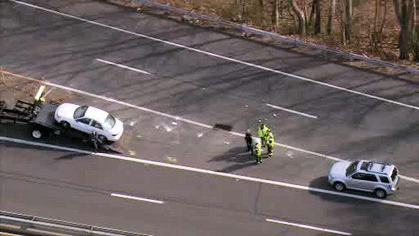 Pedestrian struck on Route 1 NB in Bucks County