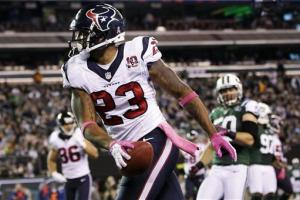 Texans stay unbeaten, hold on to beat Jets 23-17
