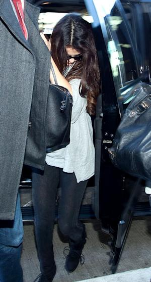 PICTURE: Somber Selena Gomez Surfaces in L.A. After Justin Bieber Split