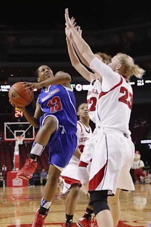 Hooper keeps No. 10 Nebraska women unbeaten