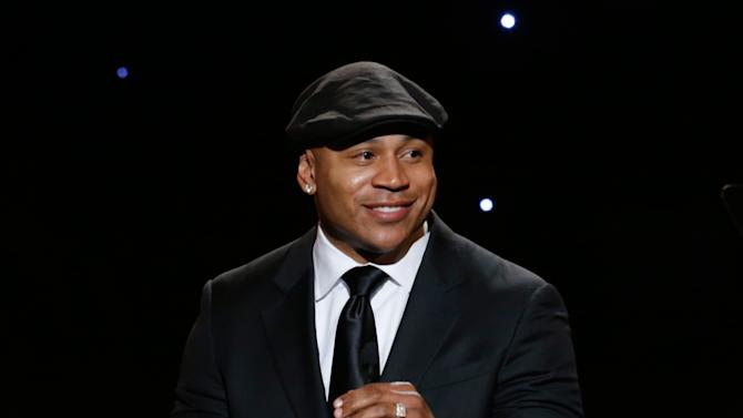 LL Cool J onstage at the 24th Annual Producers Guild (PGA) Awards at the Beverly Hilton Hotel on Saturday Jan. 26, 2013, in Beverly Hills, Calif. (Photo by Todd Williamson/Invision for The Producers Guild/AP Images)