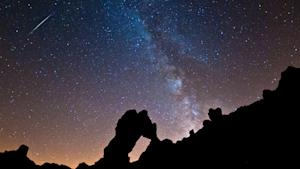 Perseid Meteor Shower Wows Weekend Stargazers
