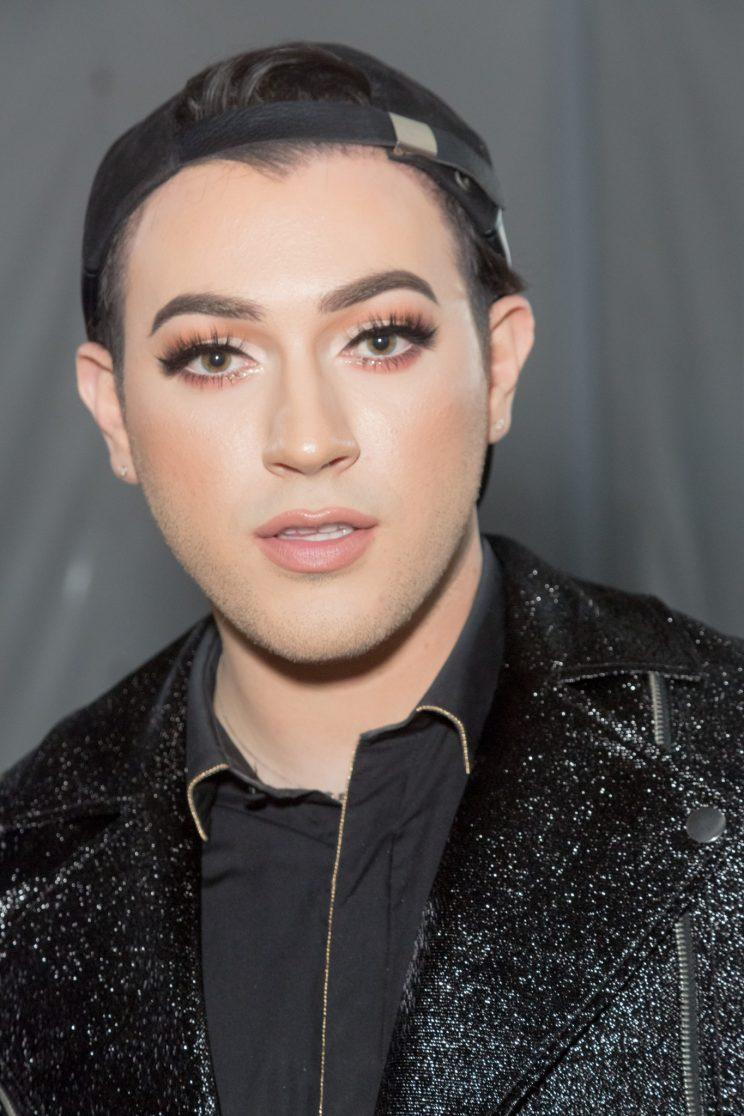 Male Makeup Guru Hits Back at Conservative Critic