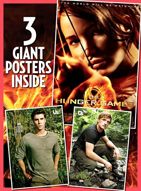 PICS: See New Hunger Games Posters!